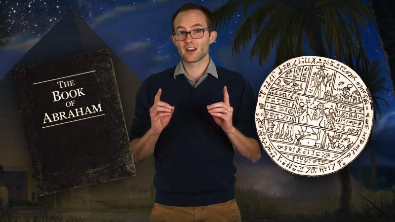David Snell in a Pearl of Great Price Evidence Video on the Book of Abraham.