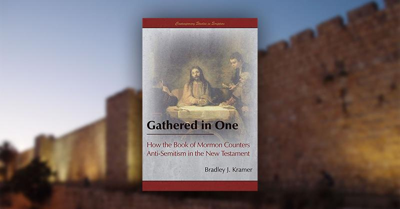 Cover of Bradley J. Kramer's book Gathered in One