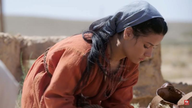 Messages of Christ, Woman at the Well