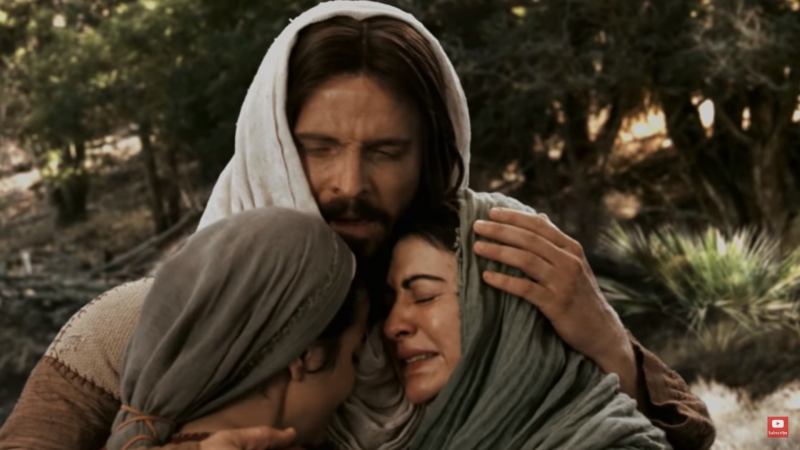 Mary, Martha, and Jesus Christ in the Bible Videos
