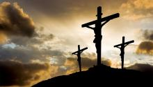 Image of the Crucifixion by stuart via Adobe Stock