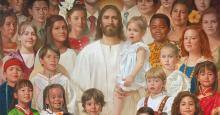 I Am a Child of God by Howard Lyon.