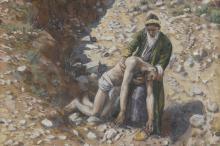 The Good Samaritan by James Tissot