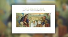 Book cover of The Parables of Jesus: Revealing the Plan of Salvation