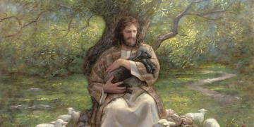 Ye Are Not Forgotten, by Jon McNaughton. Image via ChurchofJesusChrist.org