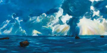 I Will Bring You up Again out of the Depths, by Jonathan Arthur Clarke. Image via Church of Jesus Christ.