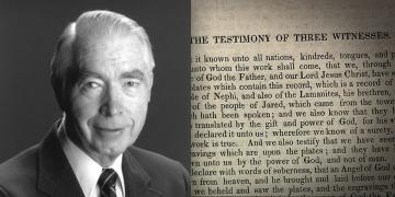 Richard Lloyd Anderson and the Testimony of Three Witnesses