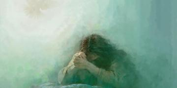 Lord of Prayer by Yungsung Kim. Image via Lighthaven