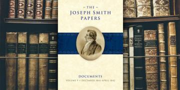 The cover of The Joseph Smith Papers, Documents Volume 9