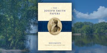 Cover of Joseph Smith Papers Documents Volume 10.