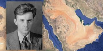 Hugh Nibley and Arabia.