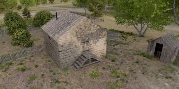 Image: 3D Reconstruction of Liberty Jail